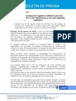 Comunicado ampliación Pro y TyT. VF (1)