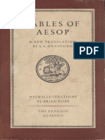 Fables of Aesop With Illustrations