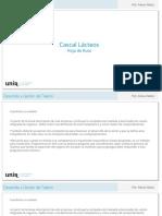 Caso práctico No. 1 - Cascal Lácteos - hoja de ruta.doc
