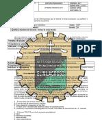 Taller Lengua Castella 10°- IV período-Recuperación