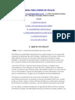 Manual para Lideres de Células_Eugenio Maltez