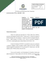 2 Parecer n. 061.2019 - 1º Termo Aditivo - CIEE - tsfc