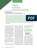 Jean-Marie Monnier TVA SOCIALE et financement de la protection sociale