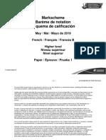 French_B_paper_1__HL_markscheme_French