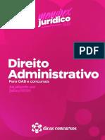 Direito Administrativo - PDF