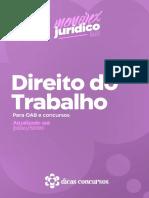 Direito Do Trabalho - PDF