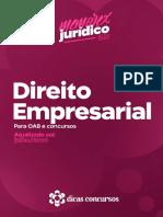 Direito Empresarial - PDF
