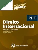 Direito Internacional - PDF