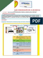 RESUMEN 5to DEL ÁREA DE COMUNICACIÓN