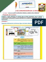 RESUMEN 5to DEL ÁREA DE COMUNICACIÓN DIA 14-08-2020
