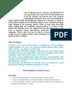 A Seamark Summary.docx