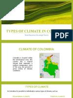 Tipos de clima de Colombia.pptx