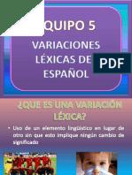 VARIANTES LEXICAS.pdf