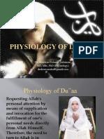 Physiology of Duaa