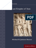 The Last Empire of Iran by Michael Bonner