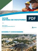 NCVIB Perú 2016