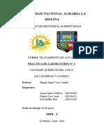ANÁLISIS QUÍMICOS DEL AGUA (Alcalinidad y Acidez) (1)
