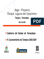 Mega - Proyecto Parque Laguna del Carpintero