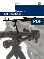 National Firearms Act Handbook