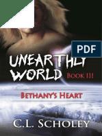 Mundo Sobrenatural 03 - El corazón de Bethany
