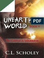 Mundo Sobrenatural 05 - Atrapa a un guerrero