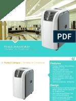 Versatile Air Conditioner Series_PC-AME