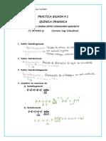 PRÁCTICA GUIADA # 2 Quimica Organica  - Ximena Chumacero Garabito