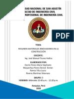 RESUMEN MATERIALES INNOVADORES EN LA CONSTRUCCIÓN.pdf