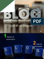 ABALAR, creación dun blog en BLOGGER  usando o UBUNTU NETBOOK