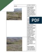 Naturaleza y clasificación del material madre del suelo