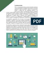 ADMNISTRACIÓN DE OPERACIONES IoT