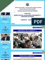 Tema 1 La Didactica y Las Ciencias Socialesl