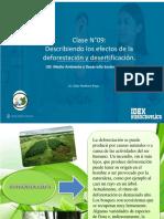 clase9_Describiendo los efectos de la deforestación y desertificación.