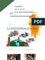 Industrializacion en Guatemala