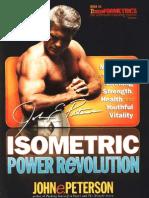John E. Peterson - Isometric Power Revolution (2007)
