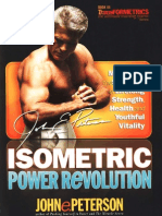 John E. Peterson - Isometric Power Revolution (2007)