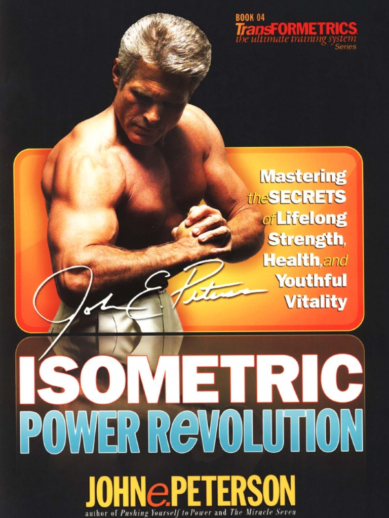 John E  Peterson - Isometric Power Revolution (2007) | Thought | Archery