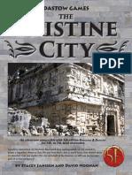 8 - Dastow - The Pristine City.pdf