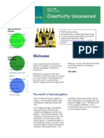 WAC Newsletter August (Edition 1)