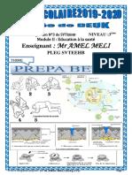 intégration SVTEEHB 3ème N°3 Amel Meli