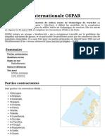 Convention internationale OSPAR — Wikipédia