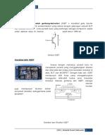 transistor PUT , UJT dan IGBT