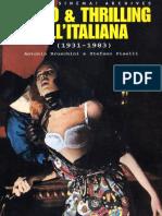Giallo & Thrilling all'Italiana  (1931-83)