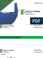 AULA 2 - REVISÃO DIODOS - PARTE 2 - SLIDES