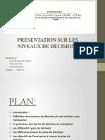 Présentation sur les niveaux de décision H.pptx