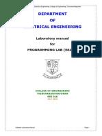 SoftwareLab_manual_Aug2019