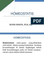 HOMEOSTATIS-1