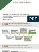 ANTECEDENTES HISTORICOS MAS DESTACADOS DE COLOMBIA