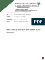 Informe del Ensayo Experimental N°05 - Cortijo