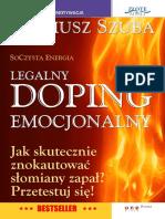 Legalny Doping Emocjonalny - Mariusz Szuba